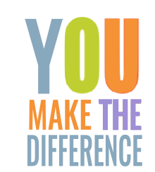 YOU Make the Difference!