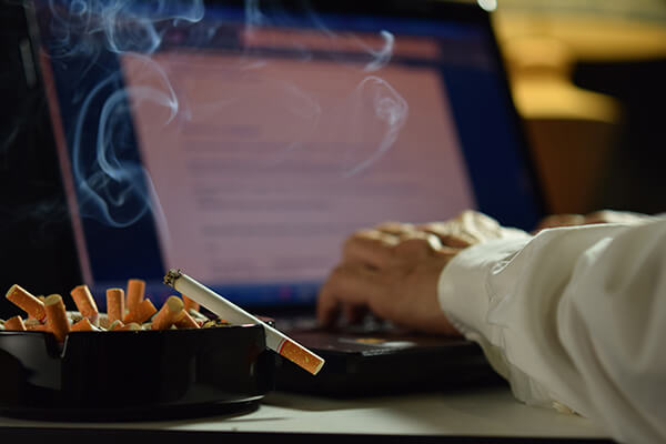 Why is quitting smoking so hard?