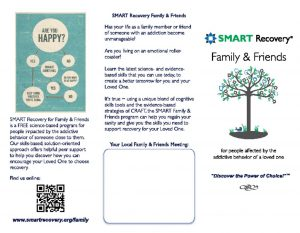 thumbnail of Family & Friends trifold OUTSIDE