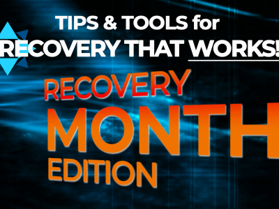 [Video] National Recovery Month – Tips & Tools for Recovery That Works!