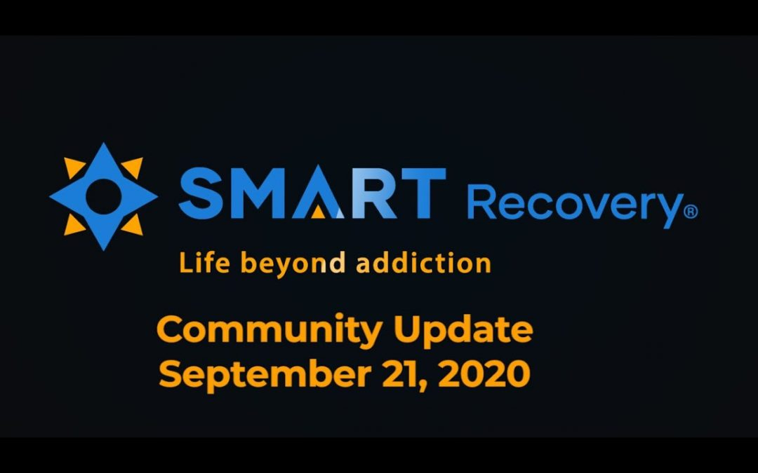[Podcast] SMART Recovery Community Update