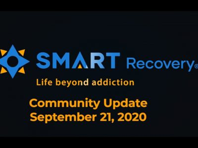 [Video] SMART Recovery Community Update